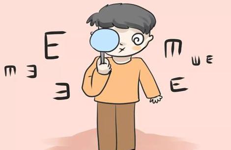 儿童视力保护:吃什么对眼睛好?